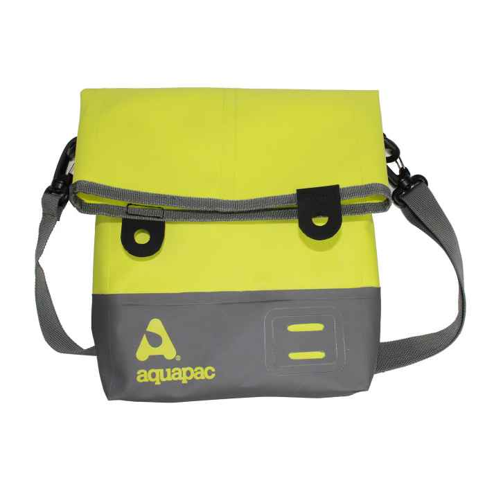 Брызгозащитная сумка Aquapac 051 - TrailProof™ Tote Bag – Small (Acid Green)