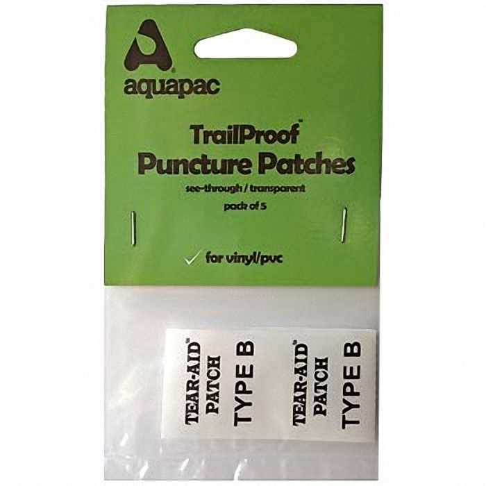 Ремкомплект Aquapac 901 - TrailProof - Puncture Patches